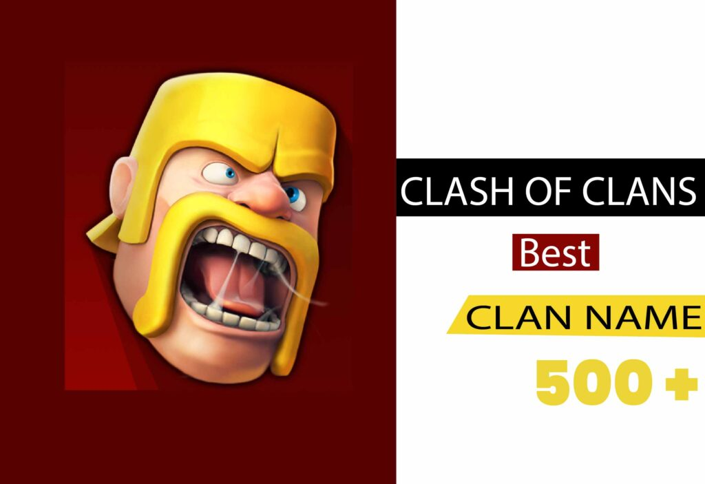 Best Clash of Clans Clan Names
