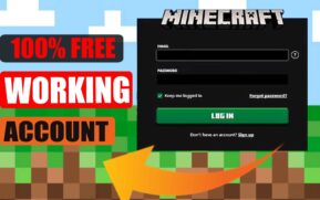 Free Minecraft Account And Password