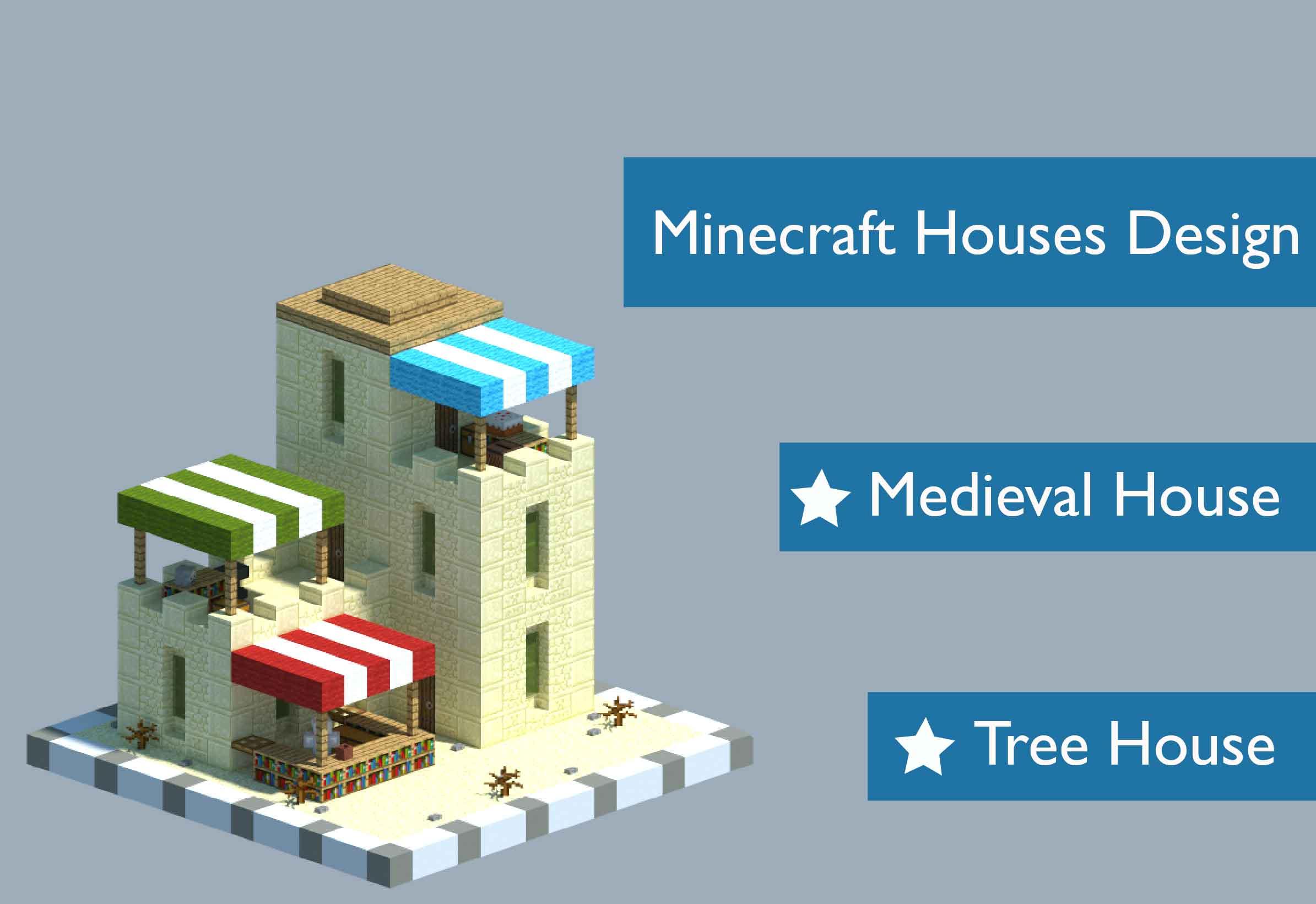 Minecraft House Design Guide